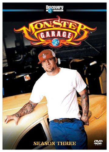 Monster garage les beaufs sauce am ricaine taptoula - Jesse james monster garage ...