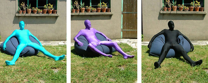 Attention à ne pas rester trop longtemps au soleil, Zentai, protection anti-UV ?