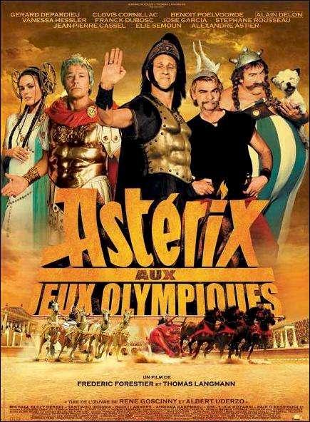 Asterix aux Jeux Olympiques 7 Millions d'entrées