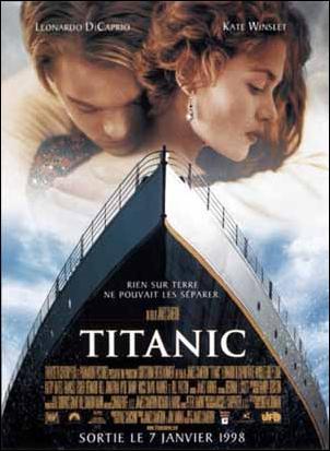 Titanic 20 Millions d'entrées, l'exception qui confirme la règle