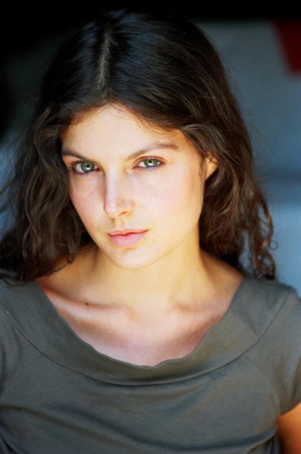 Candice Barrada, actrice principale du film