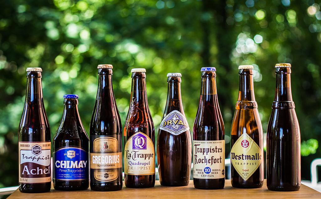 Les bonnes bières trapistes
