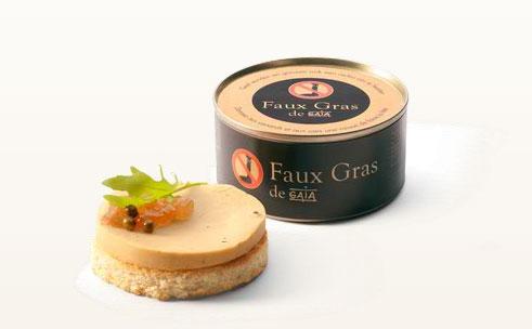 Faux gras : vrai faux foie gras végétal et sans gavage ! - Taptoula