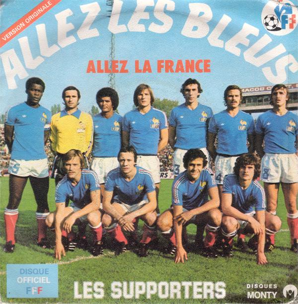 Equipe des France
