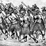 Le Haka des All Blacks, comme les règles du Rugby, a aussi des origines historiques