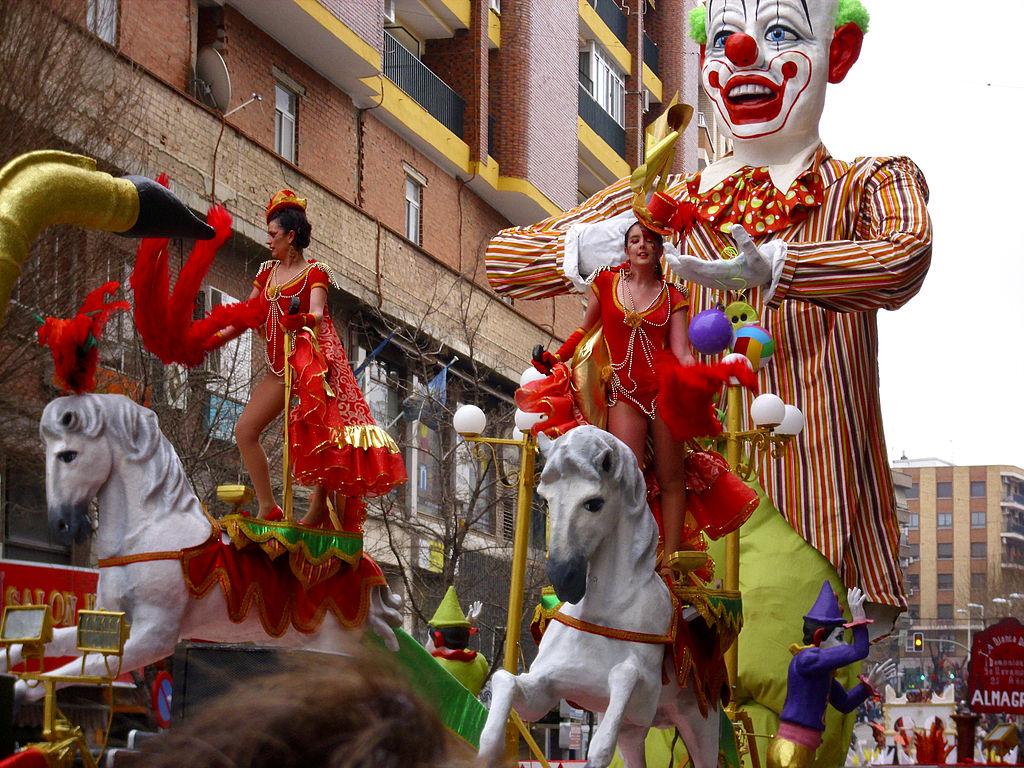 Mardi Gras et Carnaval : occasion de faire les cons