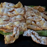 Pour mardi gras, on mange toutes sortes de saloperies